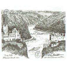 Burg Katz, Burg Rheinfels
