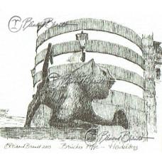 Brücken Affe