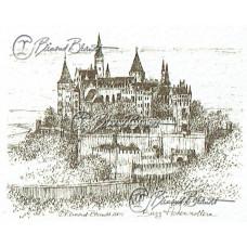 Burg Hohenzollern, Stuttgart