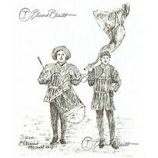 Flag & Drum