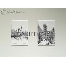 Twee prints