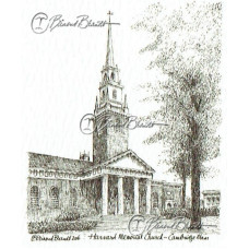 Memorial Church, Harvard