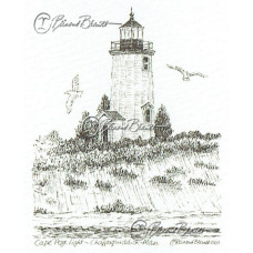 Chappaquiddick Light