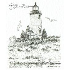 Cape Poge Light, Chappaquiddick MA